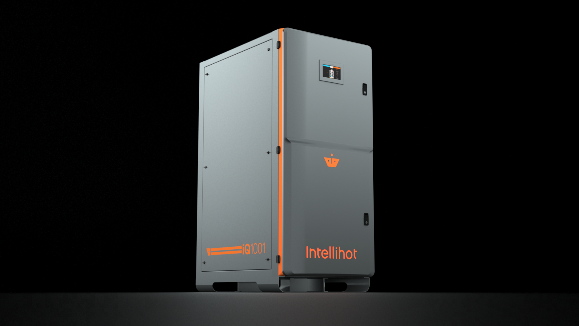 Intellihot - iQ Series Gas Fired Water Heaters