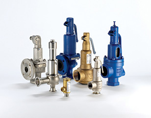 Spirax Sarco - Safety Relief Valves