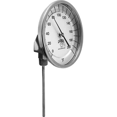Winters Instruments - TBM Series Bi-Metal Thermometer